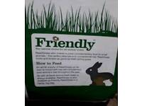 Readigrass 1kg suitable for rabbits and guinea pigs