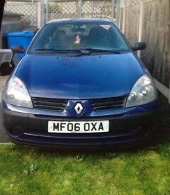 Renault Clio * Head Gasket Broken * MOT till August