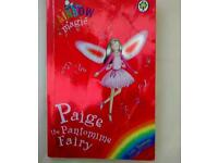 Rainbow magic:Paige the pantomime fairy