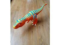 Jim Hensons Dinosaur Train Boris - Large Interactive Talking T-Rex Figure