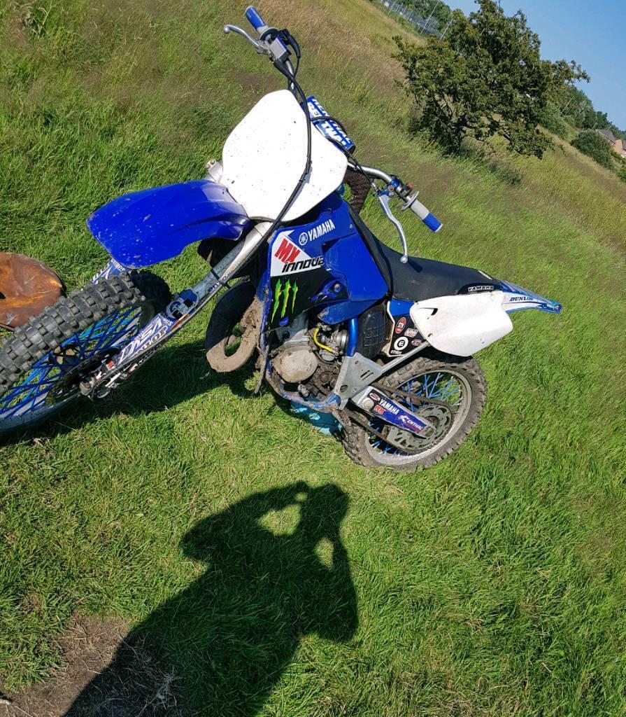 Yz 125 01 model SWAPS