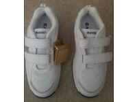 Boys / Mens Hi-Tec Blast Lite EZ Trainers - UK7 and UK8 - BNWT - RRP £30 a pair - selling £15 pair