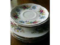 Vintage Crockery China tea set