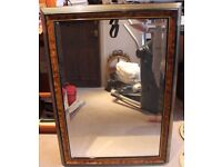 Rectangular good quality mirror