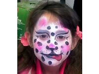 PROFESSIONAL FACE & BODY PAINTING-NO JOB TOO SMALL OR TOO BIG