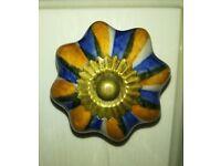 Door knobs in ceramic x 22