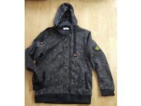Stone Island Hoodie Charcoal Gray Size Large. Brand New With Tags