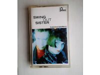 Swing out Sister Kaleidoscope cassette 1980s music Tape Free Postage stereo hi fi music
