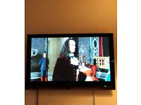 55in TV Plasma excellent condition