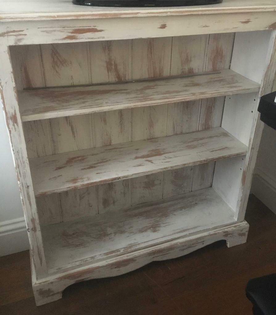 White Bookshelf In Clapham London Gumtree