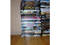Job Lot 300 DVD's For Sale
