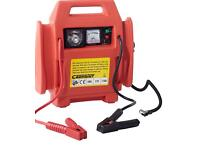 Carpoint 0177707 Jumpstarter with Air Compressor 12 V
