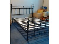Double Bed - Frame only.