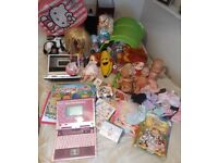 a large selection of items - ideal for carboot