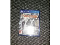 BRAND NEW The Division (still in plastic)