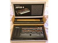 Roland Boutique JP-08 synthesizer (Jupiter 8 clone) - boxed, near mint, limited edition