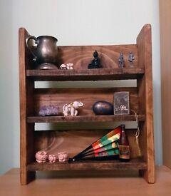 Knick Knack Small Shelf