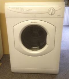 Hotpoint 6 kg vented tumble dryer. Model VTD00