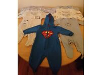 0-3 months sleep suits
