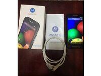 Moto E 2nd Gen mobile phone (unlocked)