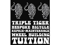 Bicycle maintenance courses