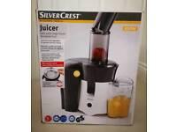 Silvercrest Juicer