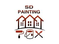 Professional Painting Work