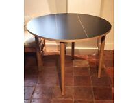 Round Folding Table NEW LOWER PRICE! £69!! Great For Those Extra Holiday Guests