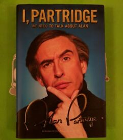 I, Partridge - We Need to Talk About Alan book