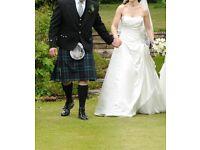 Alan Hannah wedding dress Phoebe/Gilda