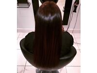 Mobile hairdresser covering all of Essex and London.