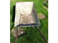Builders/Gardeners Wheelbarrow