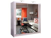 🍀🍀MEGA DESCOUNT SALE OFFER🍀🍀BRAND NEW CHICAGO SLIDING MIRROR WARDROBE🍀🍀AVAILABLE NOW🍀🍀
