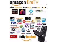 Amazon Fire Stick With Kodi⭐Movies⭐TV Shows⭐Live Sports⭐Kids⭐Adult *** Asian Networks