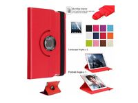 "Brand new red leather case for an Apple iPad Pro 10.5"" 2017"