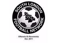 London football. Join Football Team: Players wanted: 11 aside football.