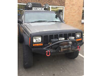 Jeep Cherokee XJ 2001 4.0l Petrol/LPG On/Offroad Plus Parts