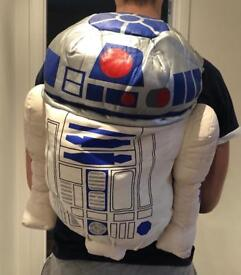 Star Wars RD-D2 Collectible backpack