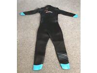 Women's long sleeve wetsuit