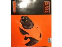 Black & Decker CS3651LC-GB Cordless Screwdriver - 3.6V.