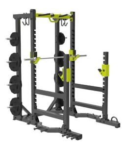 Monster IRON BULL COMMERCIAL FULL RACK SYSTEM eS6226