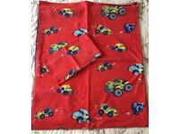 Red Bedding Set