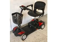 Drive Scout small travel mobility scooter
