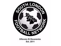 PLAYERS WANTED! Play for the SOUTH LONDON FOOTBALL NETWORK, FIND FOOTBALL IN LONDON, JOIN FOOTBALL