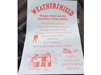 Weather shield roofing and building services family run with 50 years experience