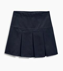 New With Tags Next school navy skirt age 14 years