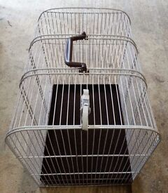 Pet Carrier, Metal