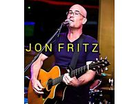 American singer/songwriter/acoustic guitarist seeks band...soundcloud jon fritz