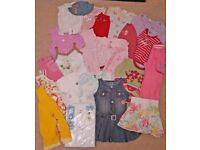 BIG CLOTHES BUNDLE * GIRLS age 3 - 4 years * 26 ITEMS!!!