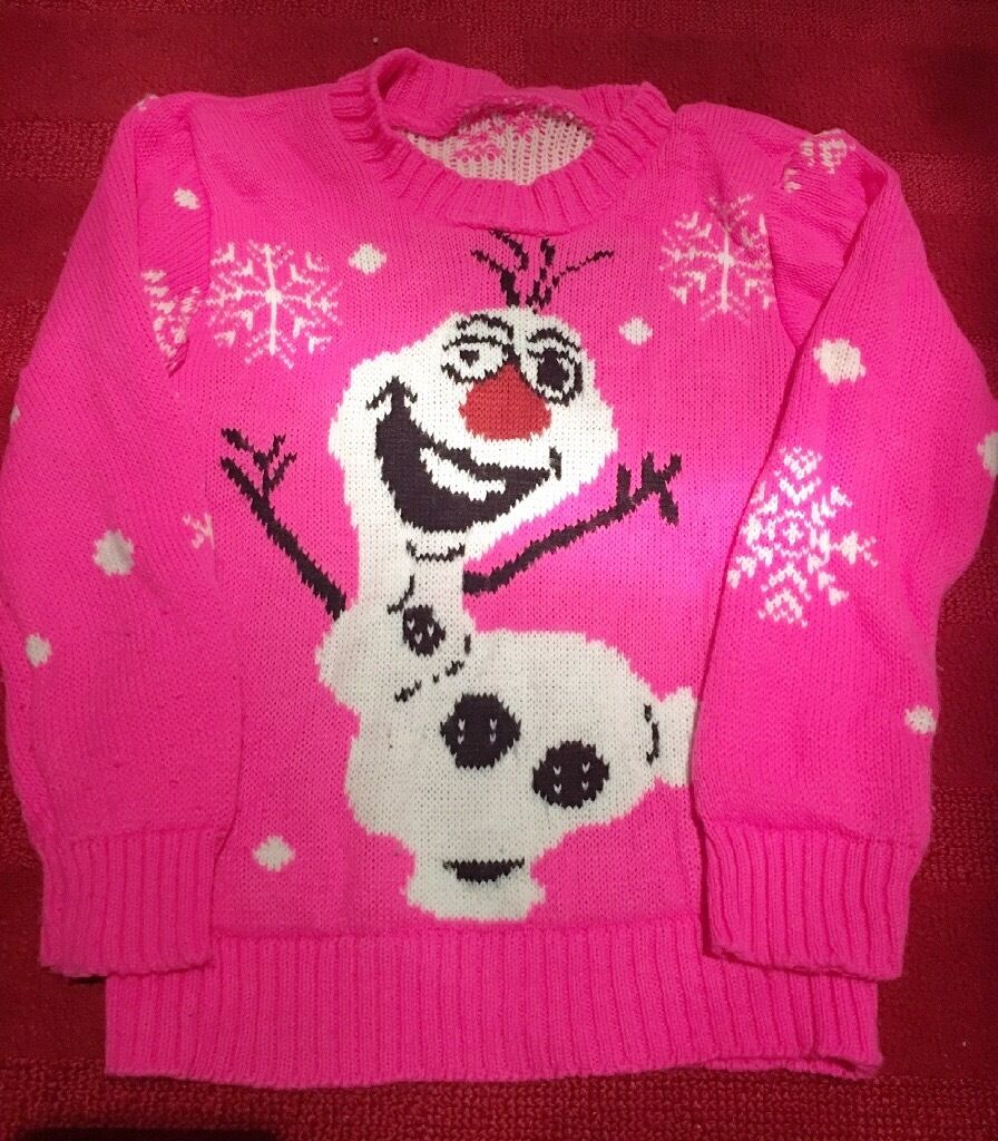 X3 Christmas jumpers